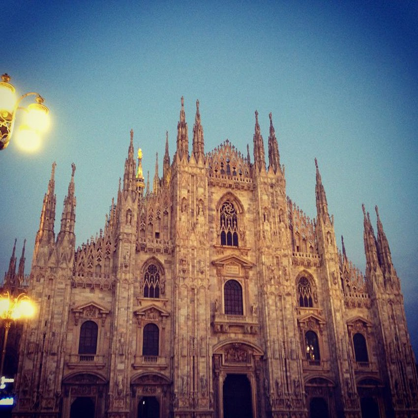 travel, Milan, Italy