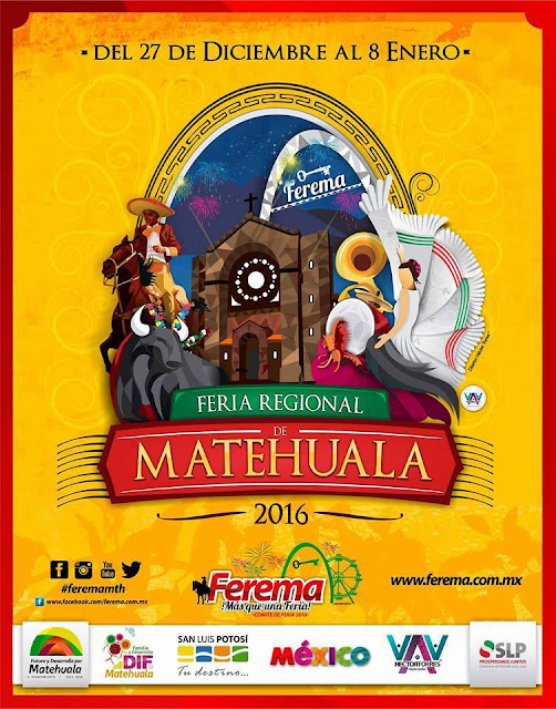 ferema 2016 feria regional matehuala 2016