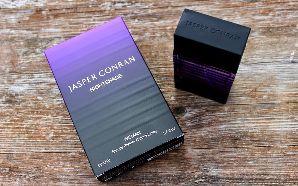 Jasper Conran Nightshade Woman perfume blog review