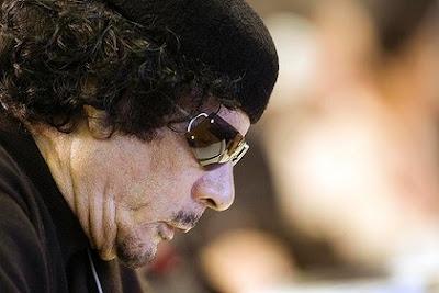 Gaddafi, Death