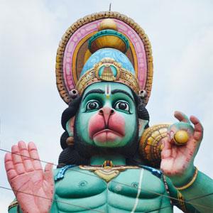 Maruthanamadam Hanuman temple, Jaffna