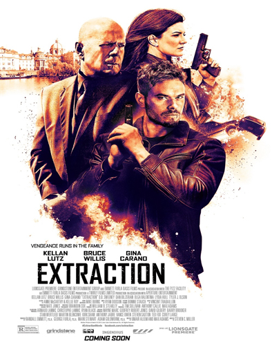 Ver Extraction (Rescate suicida) (2015) Online