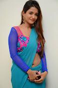 Anaika soti sizzling in saree-thumbnail-7