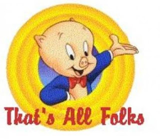 porky that's all folks