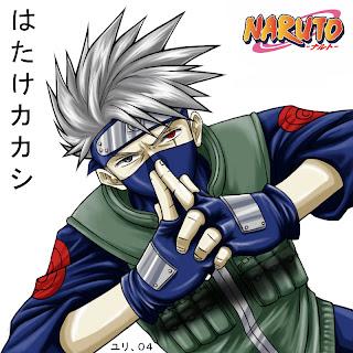 Profil dan Real Jutsu Hatake Kakashi
