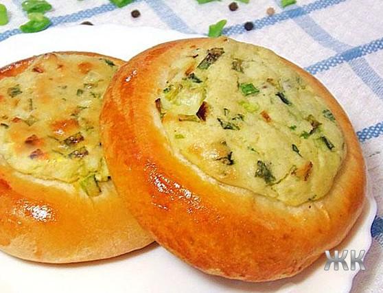 Ватрушки из картошки рецепт с пошагово