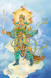 tiger zodiac medicine buddha