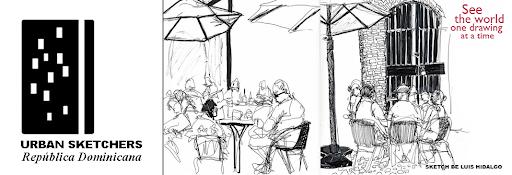 Urban Sketchers República Dominicana