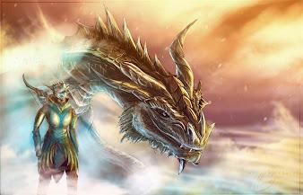 #2 The Elder Scroll Wallpaper