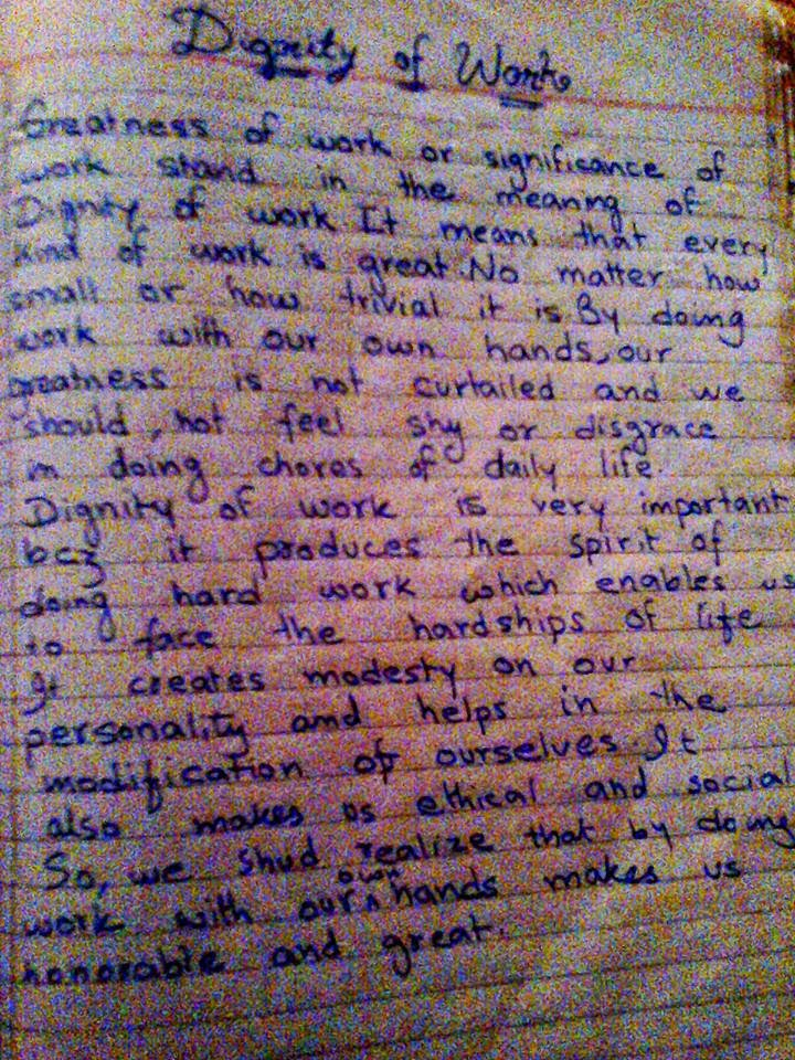 Essay On Dignity, Oroonoko Essay, Wrote The First Modern English ...