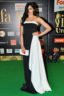 Adah Sharma Pictures in Shoulder less Long Dress at IIFA Awards 2016 ~ Celebs Next