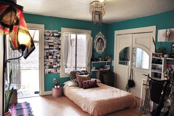 Ideas de Diseño de Dormitorios Bohemios : Decorar tu Habitación