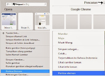 Opera vs Google Chrome-Terwujud.com