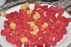 Raspberries 2013