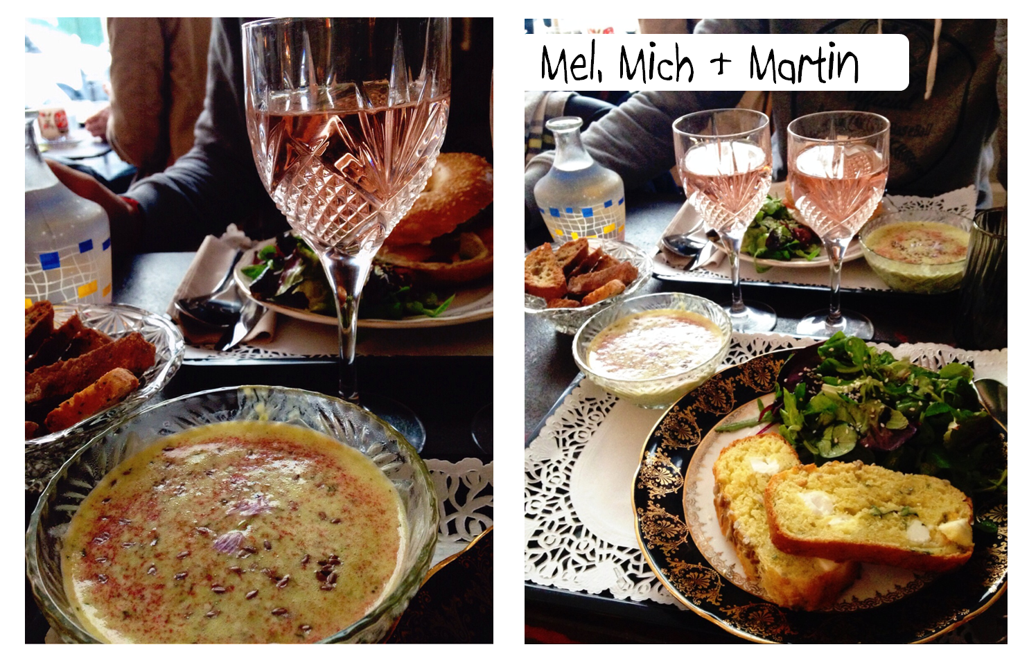 Mel Mich & Martin Restaurant Homemade Fait Maison Paris Miam Home Made