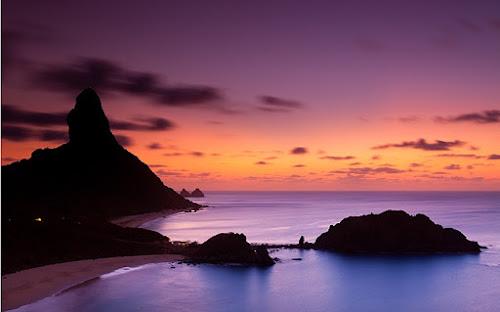 Vai sair em lua de mel O paraíso de Fernando de Noronha é um destino mágico