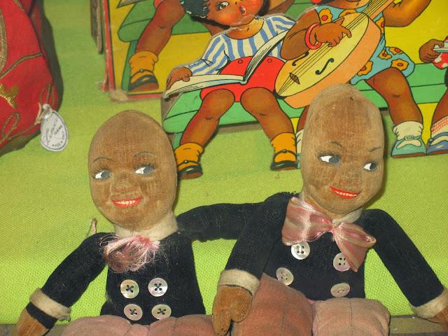 bonecos de pano - exposição de brinquedos - Museo de la Ciudad Buenos Aires