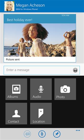 Download Aplikasi BBM Untuk Windows Phone