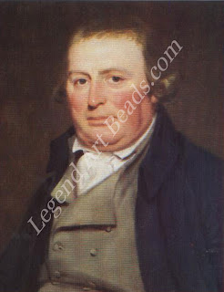 The artist's father Golding Constable was a wealthy corn merchant with two water-mills and some 90 acres of farmland. He started training John to be a miller, but when a younger son Abram showed a flair for the business, he gave the artist an allowance to help him live in London.