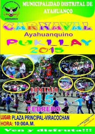 carnaval ayahuanquino