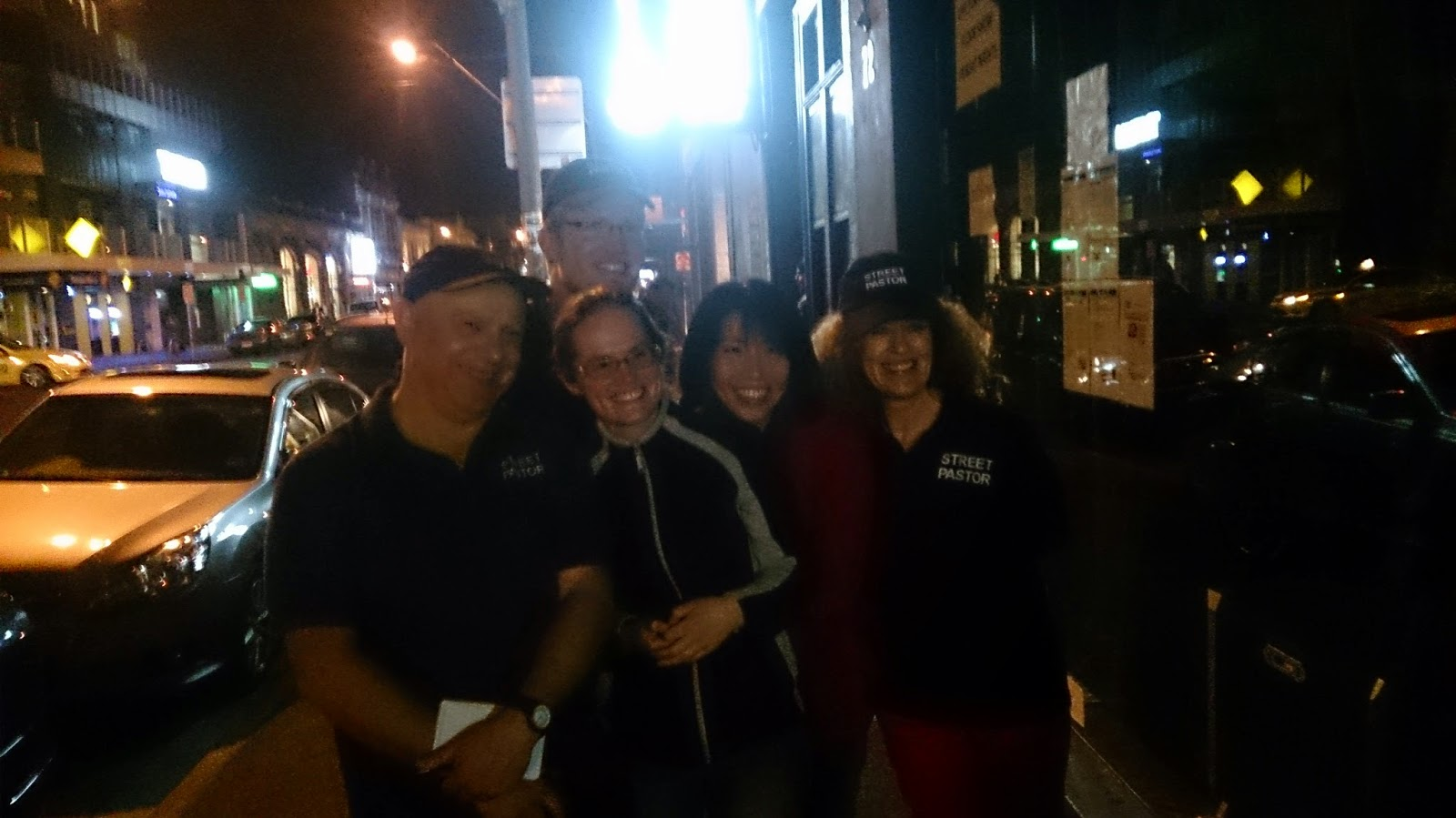 Us and the Street Pastors
