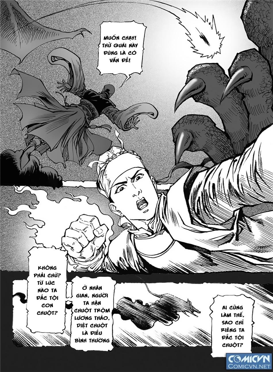 Chung Quỳ Truyền Kỳ Chapter 21 - Hamtruyen.vn