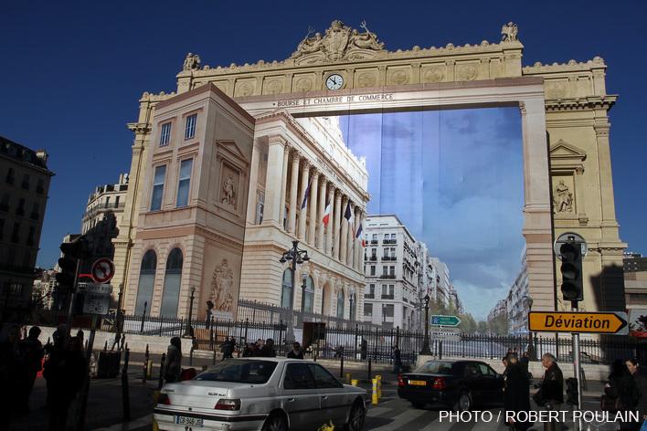 Photos du jour d sabuzz for Chambre de commerce de marseille archives