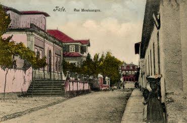 Rua Montenegro