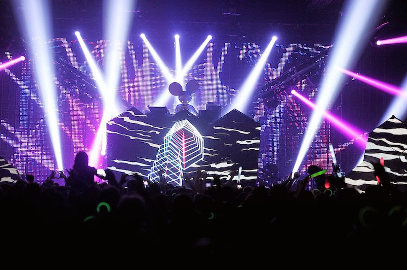 【動画】世界的DJのDeadmau5がマクラーレン650Sのタクシー運転手に!