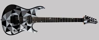 rick hanes guitar avenix series