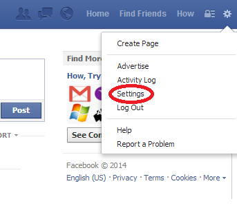 how to deactivate fb profile