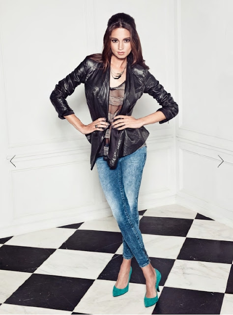 Guess Denim  Look Book. Winter 2013