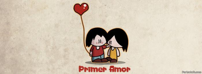 Primer amor, imagen de portada facebook, biografia, amor