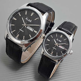 jual jam tangan alba couple murah harga grosir a