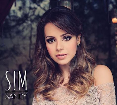 Capa do CD Sandy - Sim