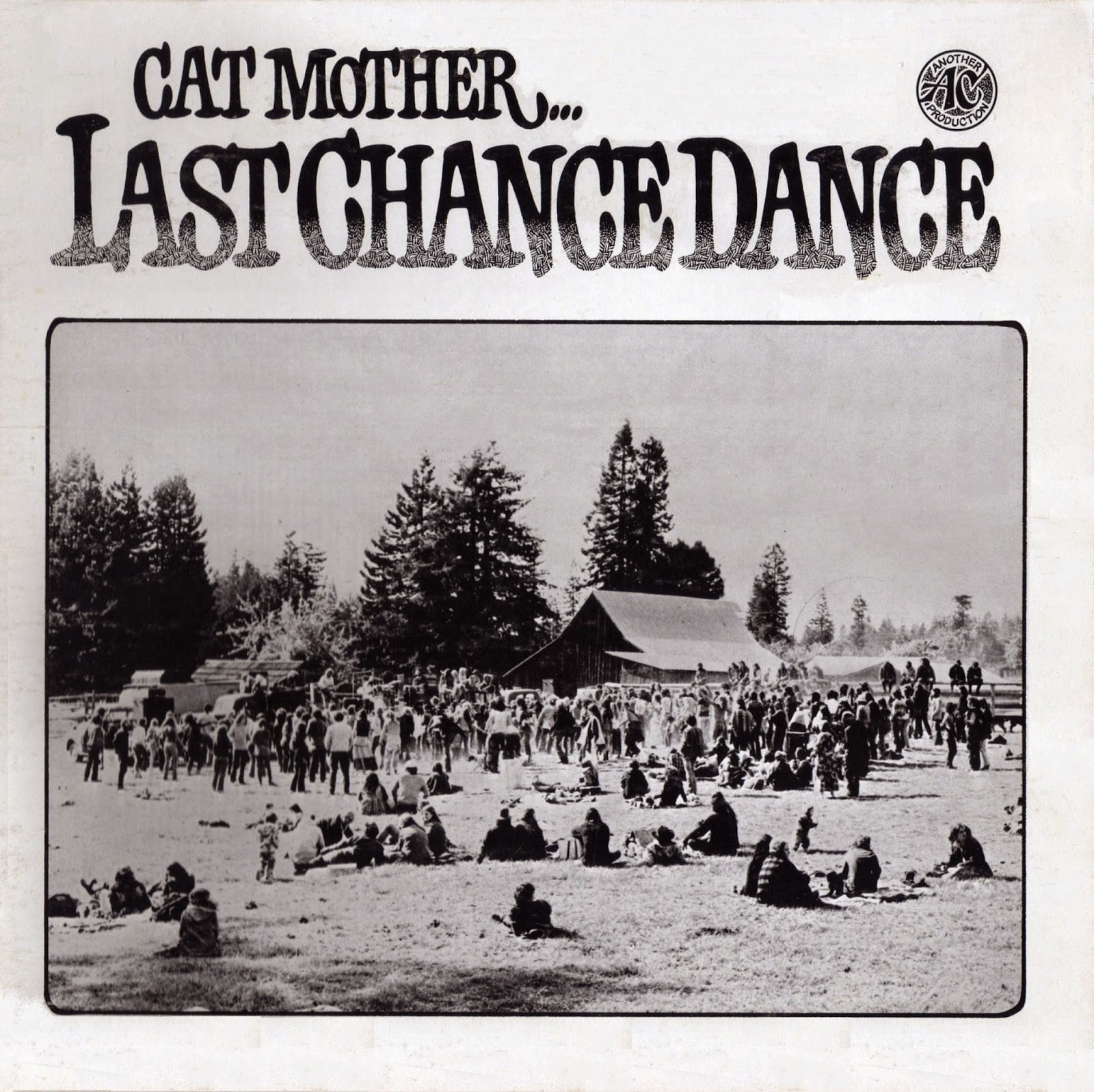Cat Mother - Last Dance Chance (1973 us classic rock & country folk rock)