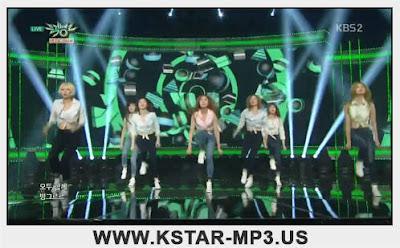 [Performance] SONAMOO - Round N Round @ Music Bank 2015.09.18