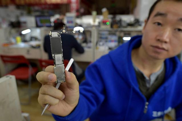 Toko Reparasi di Tiongkok Bisa Ganti Memori iPhone 16GB Jadi 128GB