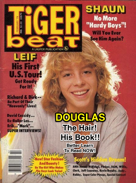 As a young boy, I loathed no 70s heartthrob more than Leif Garrett