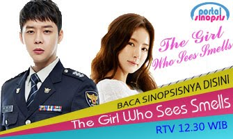 "Drama Korea RTV ""The Girl Who Sees Smells"""