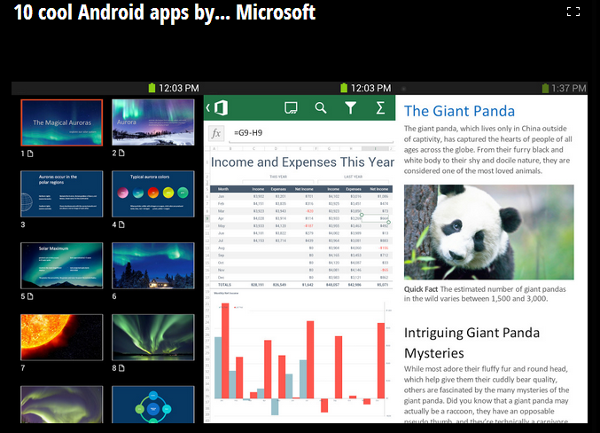 10-Cool-Android-Apps-and-Games-by-Microsoft