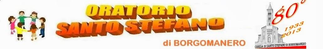 Oratorio Santo Stefano Borgomanero