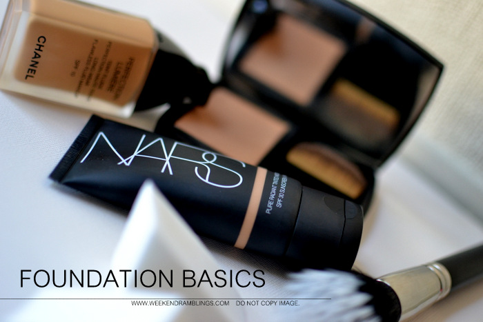 Types Foundation Makeup Beauty Blog Pick