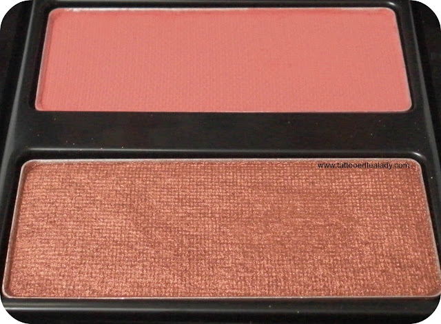 Illamasqua Beg and Bronzerella Blusher Duo