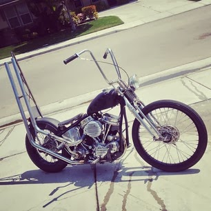 mark's panhead