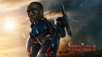 iron man 3 war machine hd wallpaper