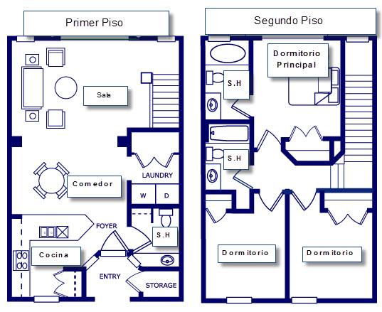 Ideas para construir casa en terreno peque o construye hogar - Crear planos casa ...