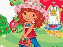 Rosita juega a saltar la cuerda