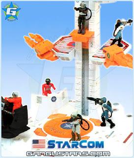 1987 Starcom Coleco Mattel スターコム