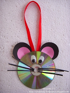DIY CD crafts